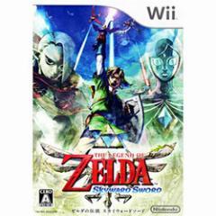 [100円便OK]【新品】【Wii】【ソフト単品版】ゼルダの伝説 スカイウォードソード[在庫品]
