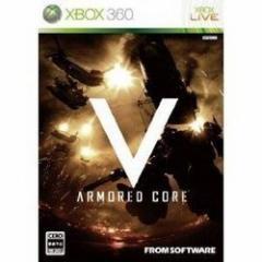 [100円便OK]【新品】【Xbox360】ARMORED CORE V[在庫品]