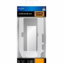 【新品】【PSVHD】【R-O】ソフトジャケット【クリア】[お取寄せ品]