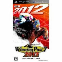 [100円便OK]【新品】【PSP】Winning Post 7 2012[お取寄せ品]