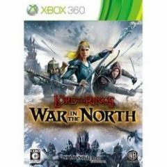 [100円便OK]【新品】【Xbox360】ウォー・イン・ザ・ノース:ロード・オブ・ザ・リング[お取寄せ品]
