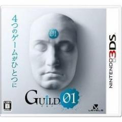 [100円便OK]【新品】【3DS】GUILD01(ギルドゼロワン)[お取寄せ品]