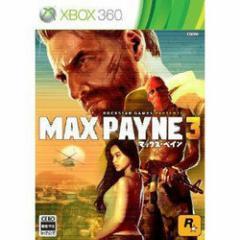 [100円便OK]【新品】【Xbox360】マックス・ペイン3[お取寄せ品]
