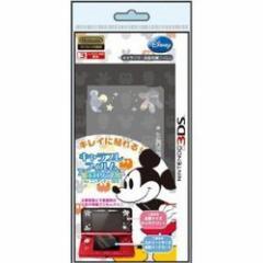 [100円便OK]【新品】【3DSH】キャラプレフィルムホログラム・ミッキー[お取寄せ品]