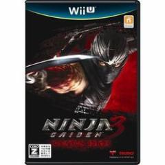 [100円便OK]【新品】【WiiU】NINJA GAIDEN 3:Razors Edge[在庫品]