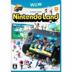 [100円便OK]【新品】【WiiU】Nintendo Land(ニンテンドーランド)[お取寄せ品]
