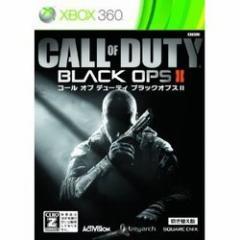 [100円便OK]【新品】【Xbox360】CoD:ブラックオプスII 吹替[お取寄せ品]