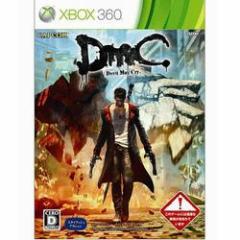 [100円便OK]【新品】【Xbox360】DmC Devil May Cry[お取寄せ品]