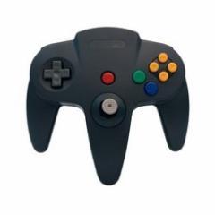 【新品】【N64】N64 Cirka Controller-Black[お取寄せ品]