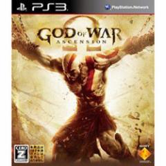 [100円便OK]【新品】【PS3】God of War:Ascension[お取寄せ品]