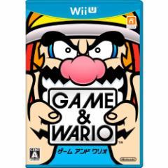 [100円便OK]【新品】【WiiU】ゲーム&ワリオ[お取寄せ品]