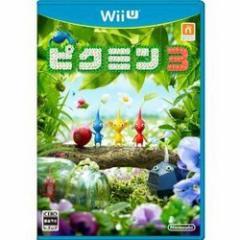 [100円便OK]【新品】【WiiU】ピクミン3[お取寄せ品]