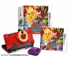 【新品】【3DS】【限】ガイストクラッシャー 爆アツ!ガイフォンセット[在庫品]