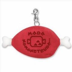 【新品】【MH4】モンスターハンター 肉シリーズ パスケース:生肉[在庫品]