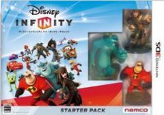 【新品】【3DS】ディズニーインフィニティ トイ・ボックス・チャレンジ スターターパック[在庫品]