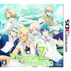 [100円便OK]【新品】【3DS】VitaminZ Revolution[在庫品]