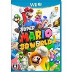 [100円便OK]【新品】【WiiU】スーパーマリオ 3Dワールド[お取寄せ品]