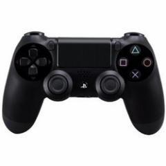 【新品】【PS4HD】ワイヤレスコントローラー(DUALSHOCK4) ジェット・ブラック[お取寄せ品]