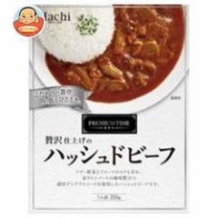 【送料無料】ハチ食品 プレミアムタイム 贅沢仕上げのハッシュドビーフ 200g×20(5×4)個入