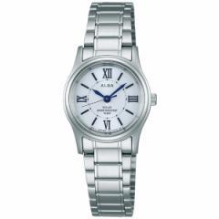 セイコー アルバ SEIKO ALBA ソーラー 腕時計 レディース ペアウォッチ AEGD554