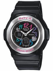 CASIO Baby-G カシオ ベビーG レディース 腕時計 マルチカラーダイアルシリーズ アナデジ BGA-101-1BJF