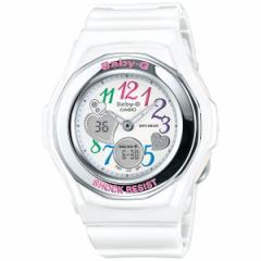 CASIO BABY-G カシオ ベビーG 腕時計 レディース 白 ホワイト アナデジ BGA-101-7B2JF