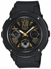 CASIO Baby-G カシオ ベビーG 時計 レディース 腕時計 ブラック アナデジ BGA-153-1BJF