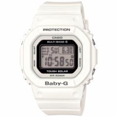 CASIO BABY-G カシオ ベビーG Tripper トリッパー 電波 ソーラー 電波時計 腕時計 レディース ホワイト デジタル BGD-5000-7JF