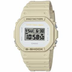 カシオ Gショック CASIO G-SHOCK 5600 限定モデル 腕時計 メンズ ミリタリーカラー サンドベージュ デジタル DW-5600EW-7JF