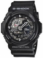 カシオ Gショック CASIO G-SHOCK 腕時計 メンズ アナデジ ブラック GA-300-1AJF