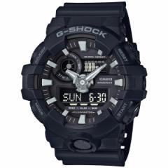 カシオ Gショック CASIO G-SHOCK 腕時計 メンズ 黒 ブラック アナデジ GA-700-1BJF