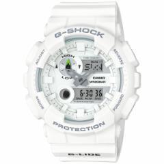 カシオ Gショック Gライド CASIO G-SHOCK G-LIDE 腕時計 メンズ 白 ホワイト アナデジ GAX-100A-7AJF
