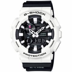 カシオ Gショック Gライド CASIO G-SHOCK G-LIDE 腕時計 メンズ ホワイト×ブラック アナデジ GAX-100B-7AJF