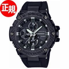 カシオ Gショック Gスチール CASIO G-SHOCK G-STEEL Carbon Edition ソーラー 腕時計 メンズ タフソーラー GST-B100X-1AJF