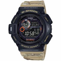 カシオ Gショック マッドマン CASIO G-SHOCK MUDMAN カモフラージュ 電波 ソーラー 電波時計 腕時計 メンズ GW-9300DC-1JF