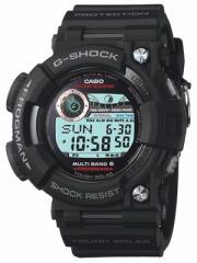 CASIO G-SHOCK FROGMAN ソーラー電波時計 Gショック カシオ 腕時計 マスターオブG フロッグマン GWF-1000-1JF
