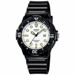 カシオ CASIO スタンダード 限定モデル 腕時計 レディース ブラック アナログ LRW-200H-7E1JF