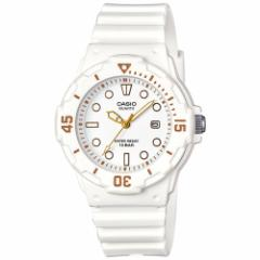 カシオ CASIO スタンダード 限定モデル 腕時計 レディース ホワイト アナログ LRW-200H-7E2JF
