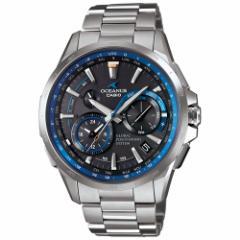 カシオ オシアナス CASIO OCEANUS GPS ハイブリッド 電波 ソーラー 電波時計 腕時計 メンズ 限定モデル OCW-G1000-1AJF