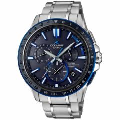 カシオ オシアナス CASIO OCEANUS 限定モデル GPS ハイブリッド 電波 ソーラー 腕時計 メンズ アナログ タフソーラー OCW-G1200-1AJF