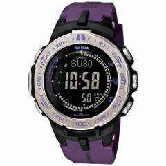 カシオ プロトレック CASIO PRO TREK 電波 ソーラー 電波時計 腕時計 メンズ スリムライン デジタル タフソーラー PRW-3100-6JF