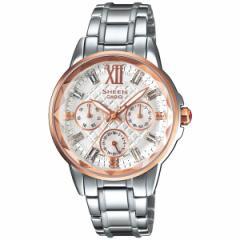カシオ シーン CASIO SHEEN 限定モデル 腕時計 レディース アナログ SHE-3029SGJ-7AJF