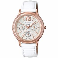 カシオ シーン CASIO SHEEN 限定モデル 腕時計 レディース アナログ SHE-3030GLJ-7AJF