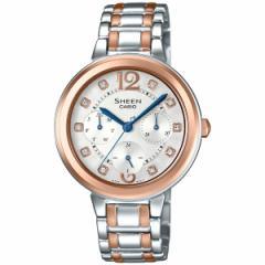 カシオ シーン CASIO SHEEN 限定モデル 腕時計 レディース アナログ SHE-3048BSJ-7AJF