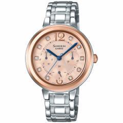 カシオ シーン CASIO SHEEN 限定モデル 腕時計 レディース アナログ SHE-3048SGJ-7AJF