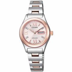 シチズン CITIZEN コレクション メカニカル 自動巻き 機械式 腕時計 レディース PD7166-54W