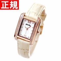 フォリフォリ Folli Follie 腕時計 レディース グレースウォッチ GRACE WATCH WF14B026SSS-WH