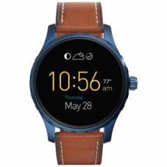 フォッシル FOSSIL スマートウォッチ ウェアラブル Q MARSHAL Qマーシャル 腕時計 メンズ/レディース FTW2106