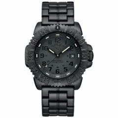 ルミノックス LUMINOX 腕時計 メンズ ネイビーシールズ NAVY SEALS COLORMARK 3050 SERIES ブラックアウト 3052Blackout