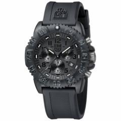 ルミノックス LUMINOX 腕時計 メンズ ネイビーシールズ NAVY SEALS 3080 SERIES ブラックアウト クロノグラフ 3081Blackout